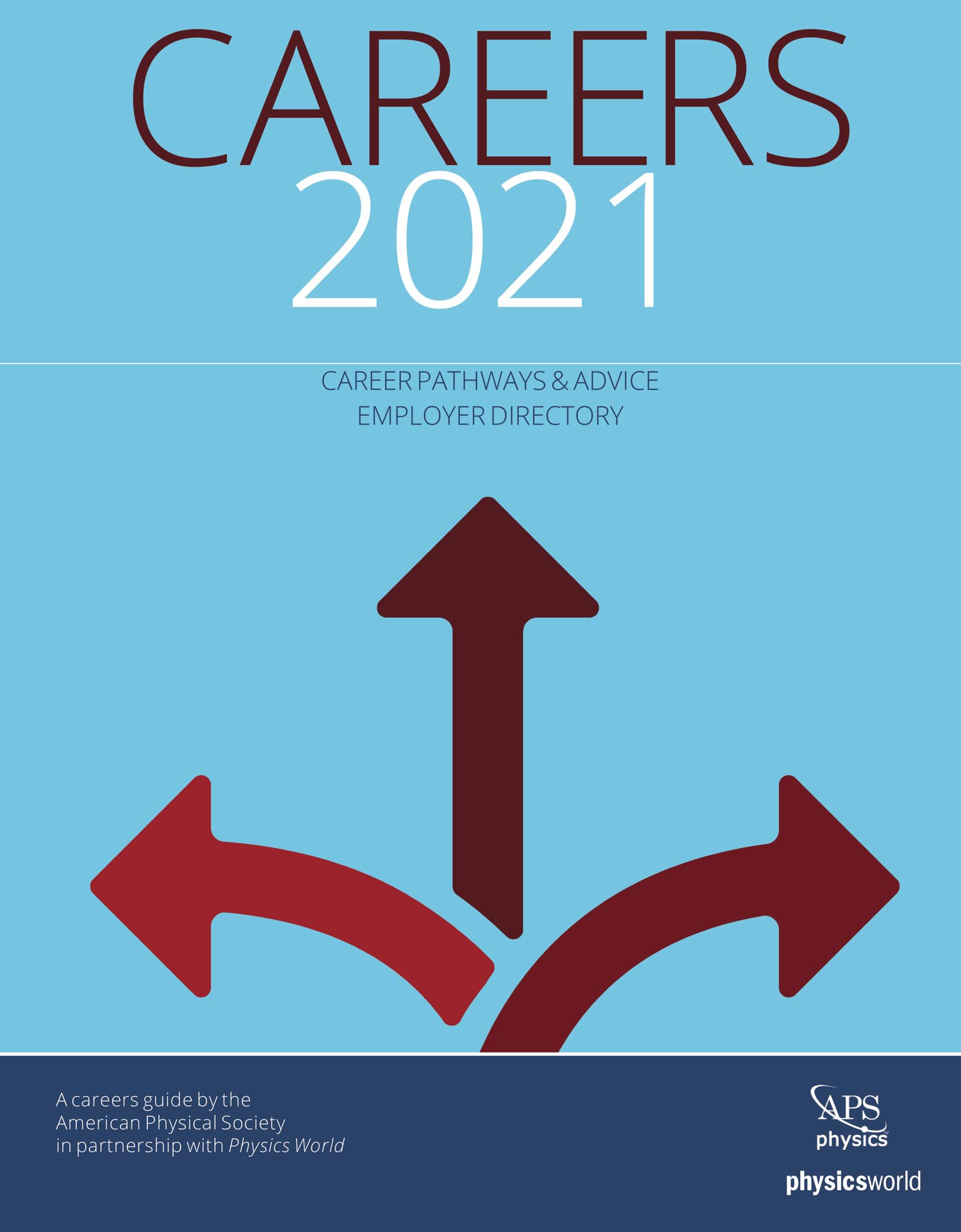 Careers 2021 cover