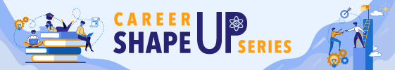 Career Shape-Up email graphic