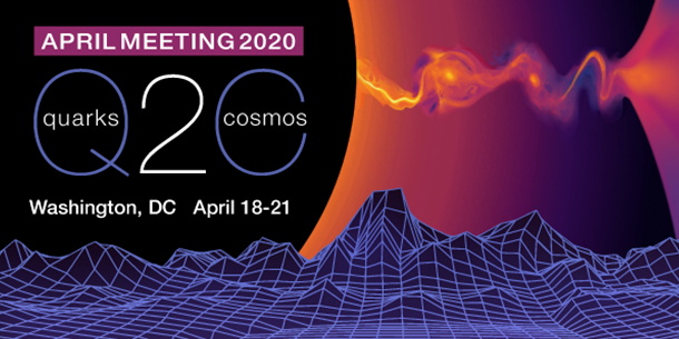 APS April Meeting 2020