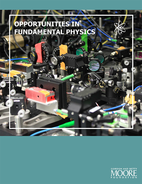 Report on the Workshop on Opportunities in Fundamental Physics