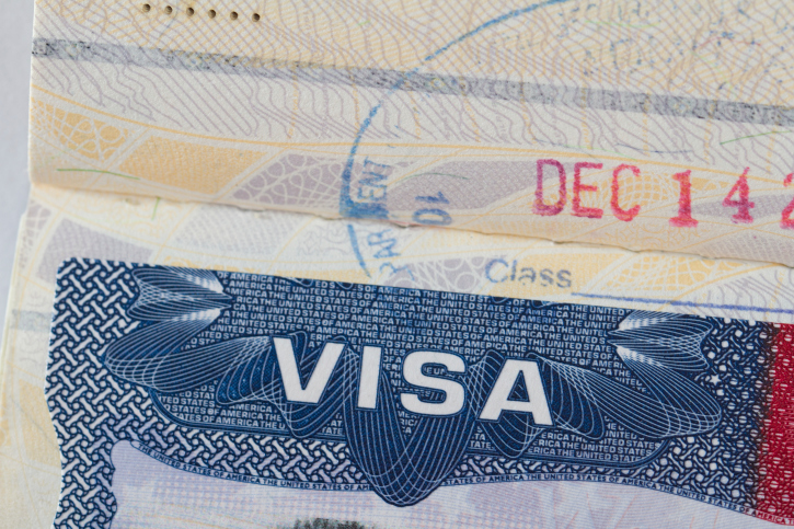 Visa Information for International Scientists