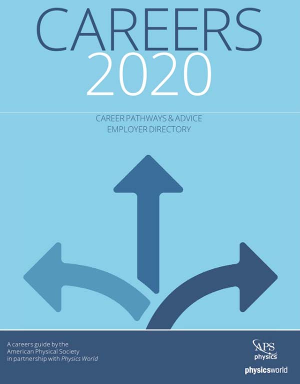 Careers 2020 cover