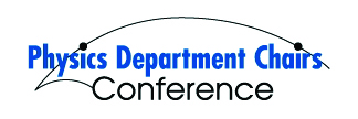 Physics Department Chairs Conference
