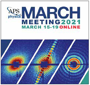 March Meeting 2021 logo