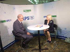 CEO Kate Kirby on APS TV